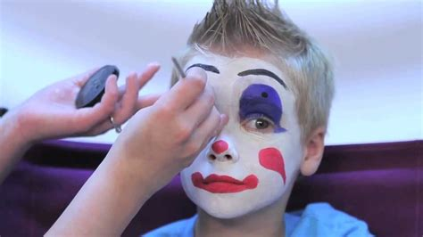 How To Facepaint a Clown in 3 Easy Steps Rubie s Makeup