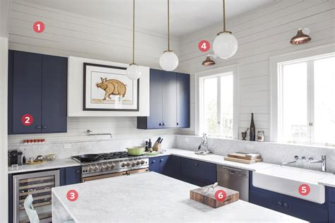 How To Get the Look Luxe Modern Farmhouse Kitchen