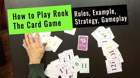 How To Play Online Free Rook Card Game Rules
