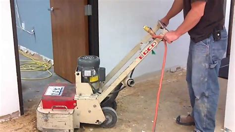How To Remove Carpet Glue From Concrete Flooring