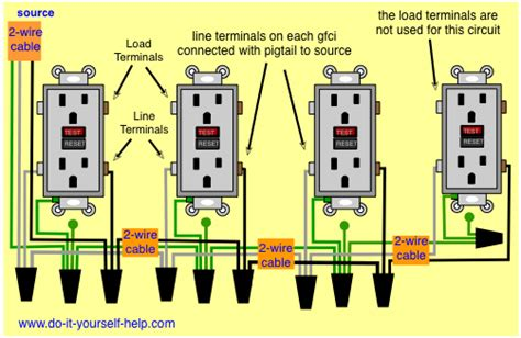 wiring diagrams for multiple wall outlets images how to wire multiple receptacles