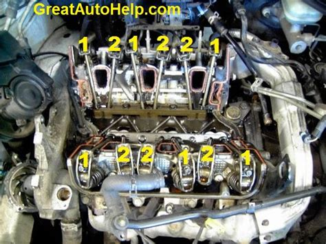 how to replace intake manifold gm 3800 3 8l auto repair images how to adjust gm 3400 3 4l pushrod rocker arms