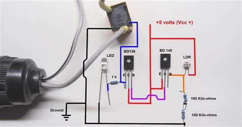pir light switch circuit diagram images diagram switch symbol pir light switch circuit diagram how to build automatic night light control or switch