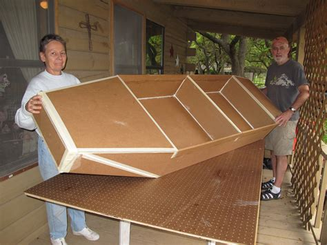 How to Build Race a Cardboard Boat A Photo Journal