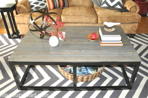 How to Build a DIY Industrial Coffee Table for Only 75 24