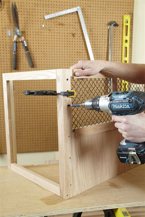 How to Build a Dog Crate This Old House