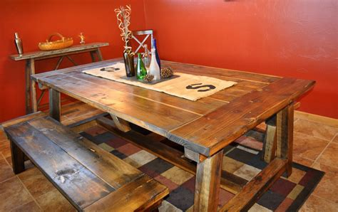 How to Build a Rustic and Bold Farm Table DIY Pete DIY