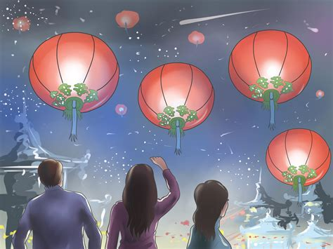 How to Celebrate Chinese New Year with Pictures wikiHow