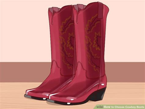 How to Choose Cowboy Boots 14 Steps with Pictures wikiHow