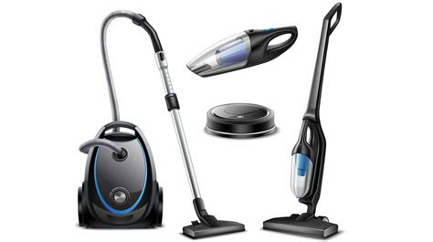 How to Choose a Vacuum Cleaner Types of Vacuum Cleaner
