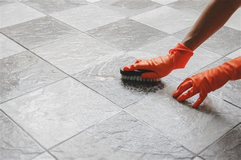 How to Clean Tile Floors Better Homes and Gardens