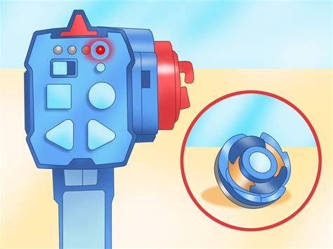 How to Control Your Beyblade 6 Steps with Pictures
