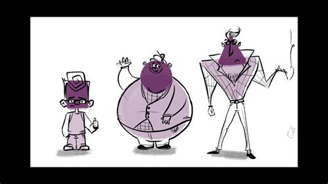 How to Create Characters the Design Process