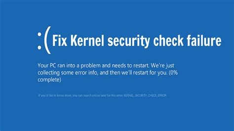 How to Debug Kernel Mode Blue Screen Crashes for