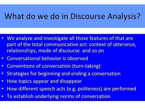 How to Do a Discourse Analysis PoliticsEastAsia