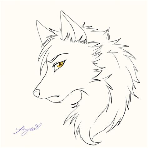 How to Draw Anime Wolves Anime Wolves Step by Step