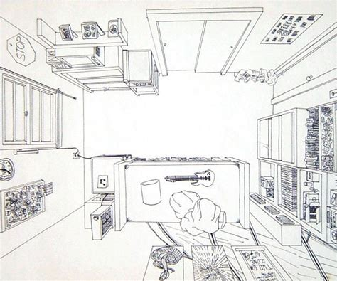 How to Draw Basic Linear Perspective 9 Steps with