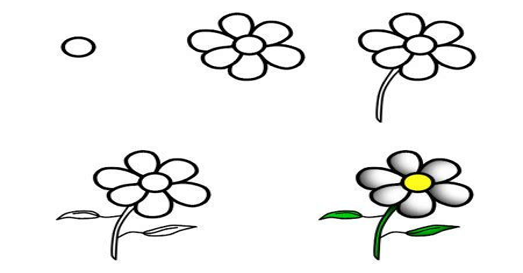 How to Draw Cartoon Flowers How to draw funny cartoons