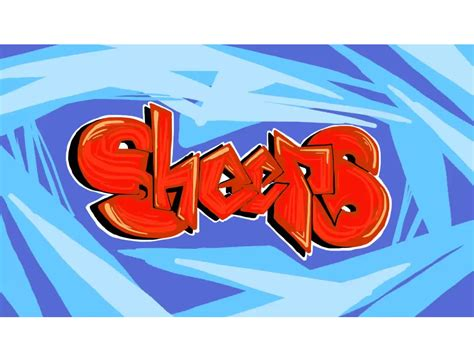 How to Draw Graffiti 14 Steps with Pictures wikiHow