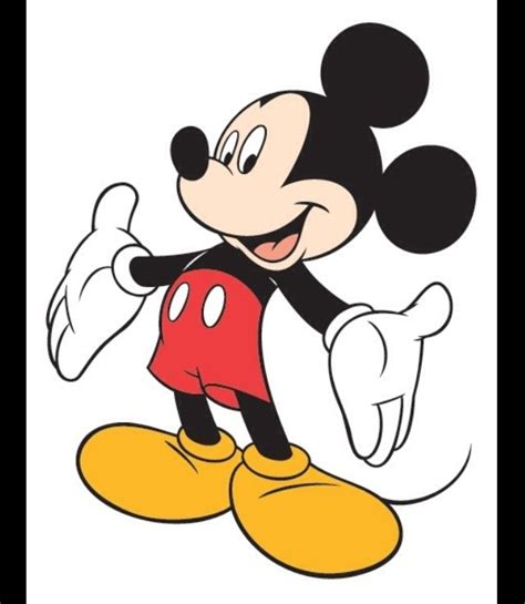 How to Draw Mickey Mouse Easy Step by Step Disney