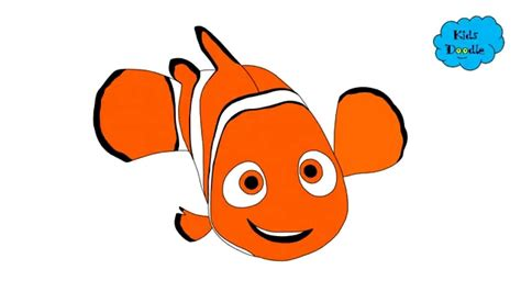 How to Draw Nemo Easy step Android app on AppBrain