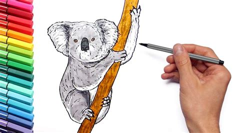 How to Draw Paint Drawing Wild Animals Learn to