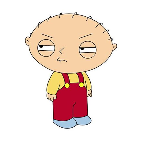 How to Draw Stewie from Family Guy How to Draw Cartoons