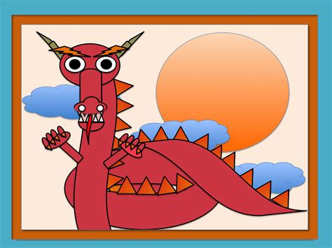 How to Draw a Chinese Dragon 8 Steps with Pictures