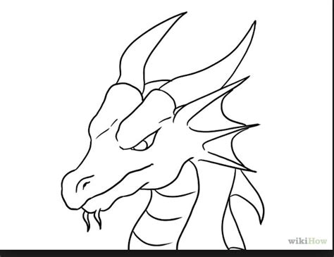 How to Draw a Dragon 2 Easy Things to Draw