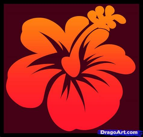 How to Draw a Flower Step by Step Flowers Pop Culture