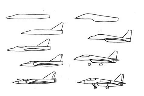 How to Draw a Jet for Kids by Darkonator DrawingHub