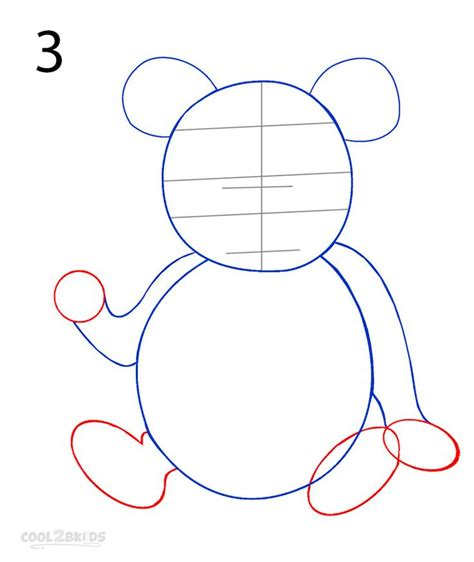 How to Draw a Panda Step by Step Pictures Cool2bKids