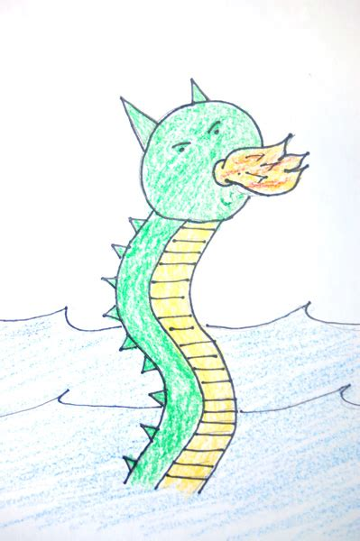 How to Draw a Sea Creature 10 Steps with Pictures wikiHow