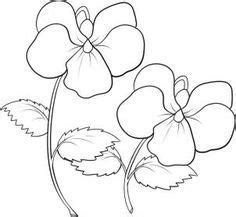 How to Draw a Violet Step by Step Flowers Pop Culture