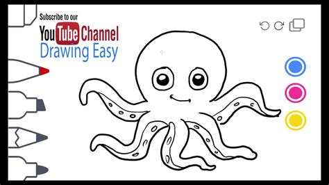 How to Draw an Octopus HowStuffWorks