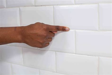 How to Grout Ceramic Wall Tile The Spruce