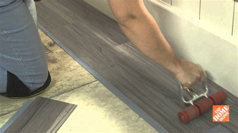 How to Install Allure Gripstrip Vinyl Plank Flooring YouTube