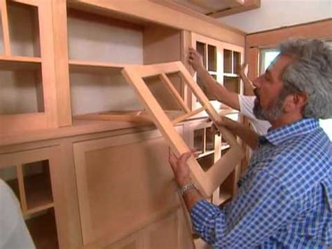 How to Install Built In Cabinets Preserving Sears Kit Craftsman Bungalow Bob Vila eps 1511