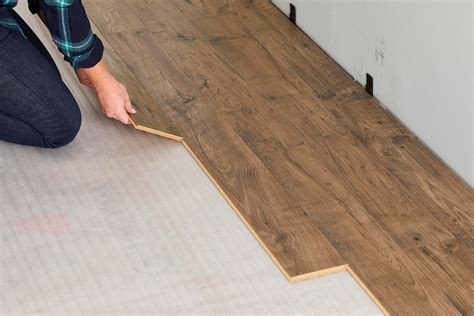 How to Install Laminate Wood Floor Better Homes and Gardens