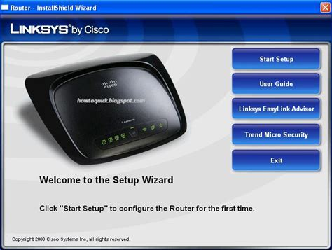 How to Install Your Linksys Wireless Router How to setup