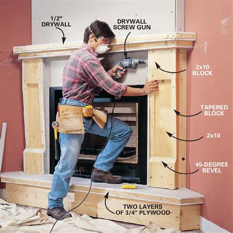 How to Install a Gas Fireplace Family Handyman