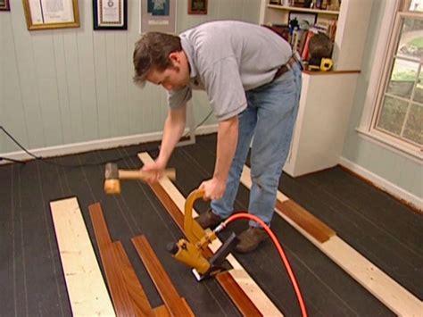 How to Install a Mixed Media Floor how tos DIY