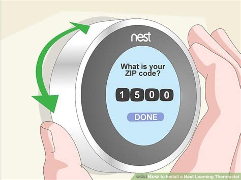 How to Install a Nest Learning Thermostat 14 Steps