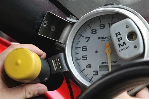 nitrous tachometer wiring diagram images how to install a tachometer 8 steps pictures wikihow