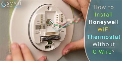 How to Install a WiFi Thermostat without a C Wire
