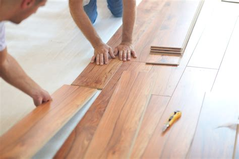 How to Lay Laminate Wood Flooring Over Tile Hunker