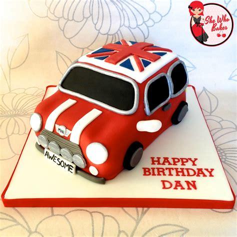 How to Make a Car Cake Fabulous cake decorating ideas