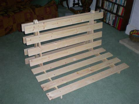How to Make a Fold Out Sofa Futon Bed Frame 14 Steps