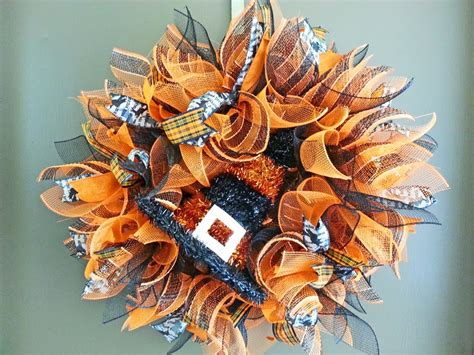 How to Make a Mesh Wreath 30 DIY Instructions Guide
