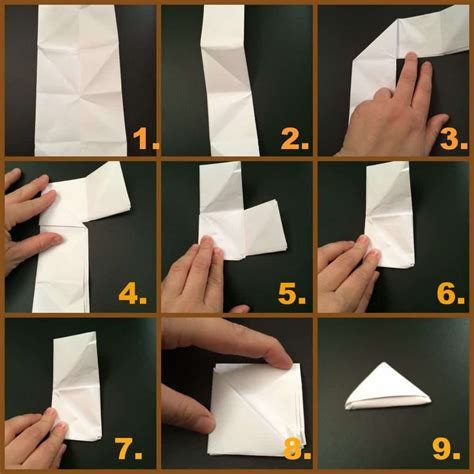 How to Make a Paper Football 13 Steps with Pictures